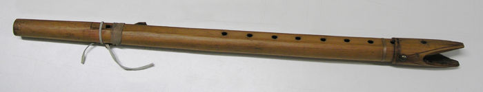 photo of the Beltrami flute